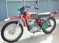 ČZ 250 Enduro 1973